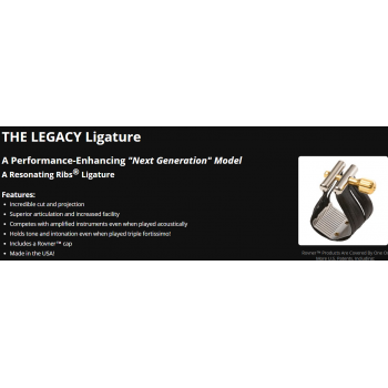 Rovner Home - Products Ligatures Next Generation Models  THE LEGACY Ligature