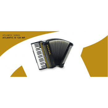 Hohner - Instruments-Accordions -Product Finder - ATANTIC SERIES ATANTIC IV 120 MP