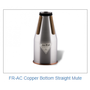 FRENCH HORN - FR-1A Non-FR-AC Copper Bottom Straight Mute