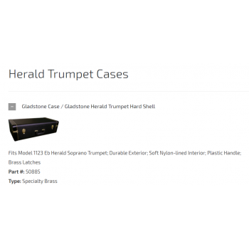 CASES - ACCESSORIES-HeraldTrumpet-Cases