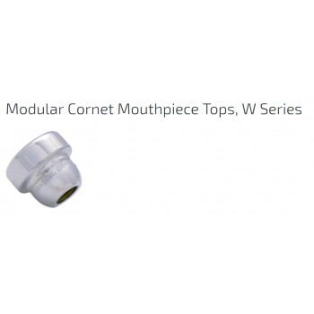 Cornet Mouthpieces - Modular Cornet Mouthpiece Tops W Series