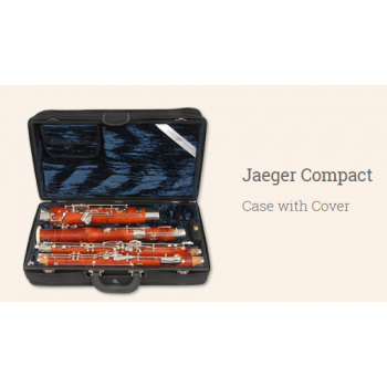 KÈN Puchner - Instruments - Bassoons - Bags Bassoons - Jaeger Compact