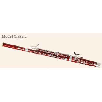 KÈN Puchner - Instruments - Bassoons - Model Classic