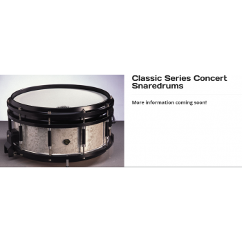 Trống Vancore Concert Series CLASSICAL DRUMS SNAREDRUMS-Classic Series Concert Snaredrums 2
