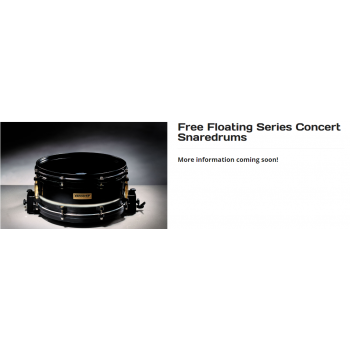 Trống Vancore Concert Series CLASSICAL DRUMS SNAREDRUMS - Free Floating Series Concert Snaredrums