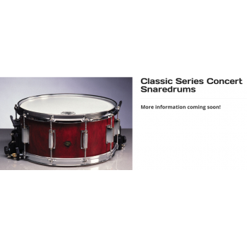 Trống Vancore Concert Series - Classical Drums - Classic Series Concert Snaredrums