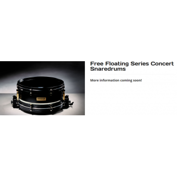 Trống Vancore Concert Series - Classical Drums - Free Floating Series Concert Snaredrums