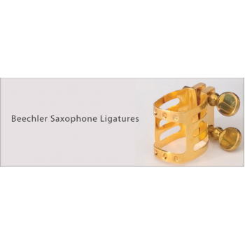 Beechler - Ligatures and Accessories - Saxophone Ligatures