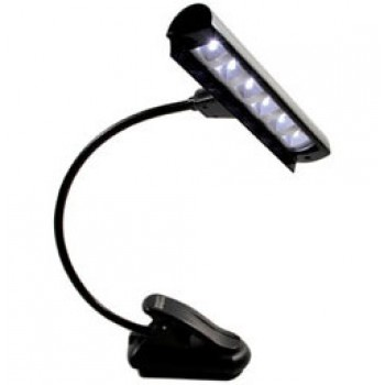 encore music stand light